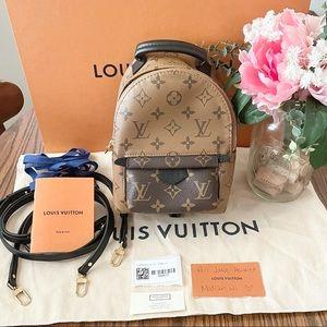 Louis Vuitton Palm Springs Mini Reverse Backpack